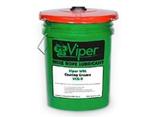 Grasa lubricante Viper para cables de acero