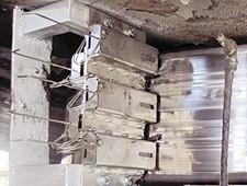 Lubricación seca: Kit DRR-T con grafito para rodillo empujador en Holcim Carboneras