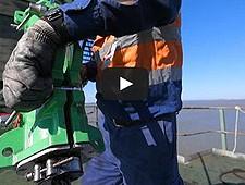 Nuevo lubricador para cables de acero Viper MKII