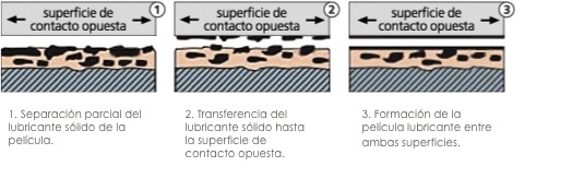 TRANSFERENCIA SPC EN METAL